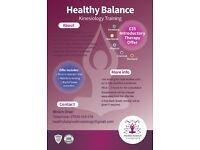 Healthy Balance Kinesiology Trainee