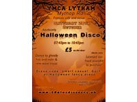 Adults only Halloween Disco