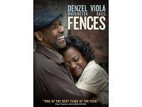 Fences - DVD - New