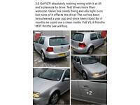 Volkswagen Golf GTI 2.0 Petrol 132k PX, Swap or sale at £450 today try me.