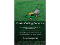 Grasscutting & General Gardening