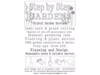 Gardening Work in Bristol