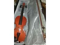 Violin - with case - proceeds to charity