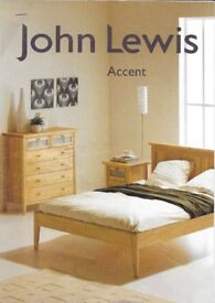 John Lewis Accent Ramge Wardrobe and Chest of Drawers