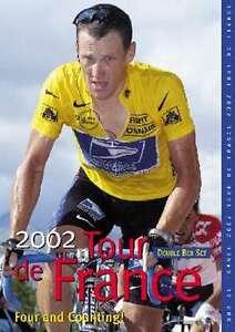 CYCLING DVD - TOUR DE FRANCE - 2002 TOUR DE FRANCE