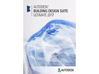 Autodesk Building Design Suite Ultimate 2017 - PC/MAC