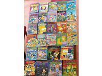 Large collection of Simpson Comic Books