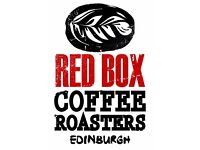 BARISTA !!! NEW COFFEE CONCEPT HAYMARKET STATION LIVING WAGE EMPLOYER £8.25 per hour!