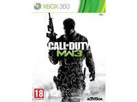 Call of duty: Modern Warfare 3 Xbox 360/ Xbox One