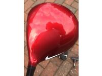 Nike Covert VRS adjustable loft driver