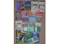 City / Maps/Travel books sold seperately as per description and images