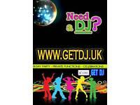 DJ sound light