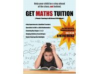 Maths Tuition Tutor