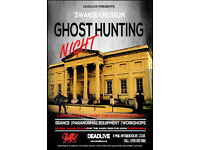 Ghost Hunting Swansea Museum Wales Saturday 6th January 2018 8:00pm - 2.00am Tickets £39pp