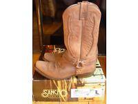 Cowboy boots - Sancho size 42