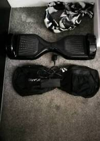 Used Hoverboard, some cosmetic marks but comes with case