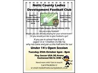 Notts County LDFC Trials