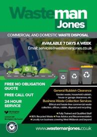 RUBBISH REMOVAL CHEAP PROFESSIONAL WASTE DISPOSAL SERVICE LICENSED AND REGISTERED