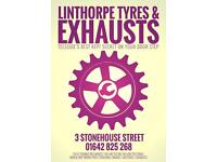 Tyres brakes and batteries