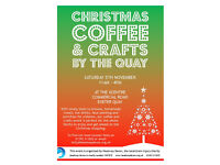 Christmas Coffee & Crafts by the Quay