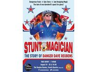 Stunt Magician: The Story of Dave Reubens