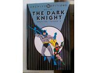 Batman Archives Graphic Novel Lot Bundle (2 Hardcovers)