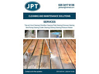 Floor cleaning patio deking cleaning driveway cleaning pressure washer jet washing gutter cleaning