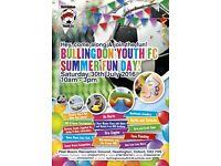 Bullingdon Youth FC funday 30 July 2016 10-3