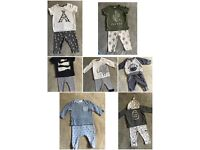 3-6 months baby Boys Clothes all Next..