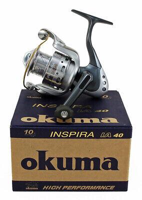 Life Warrant 4000 Okuma Salina III Spin Reel-3000 10000 Brand NEW+ Postage
