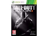 XBOX 360 ~ BLACK OPS 2 ~ USED CONDITION ~ WORKING ~ SOON XBOX ONE COMPATIBLE