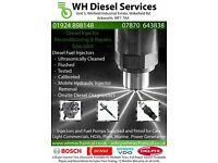 Mobile Diesel Engine Repair Specialist