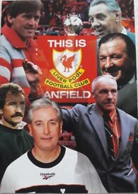 Liverpool Football Club LFC 1996/97 Season Booklet - Packaging costs are free if posted