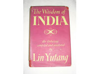 The Wisdom of India - Lin Yutang