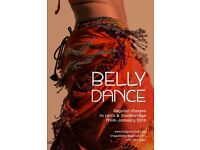 Bellydance for beginners, intermediate and advance in Leith and Stockbridge
