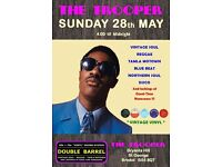 SUNDAY 28th MAY - 60s 70s SOUL / REGGAE / MOTOWN / NORTHERN SOUL with DOUBLE BARREL - ST GEORGE