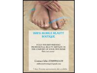 ISHI'S MOBILE BEAUTY BOUTIQUE