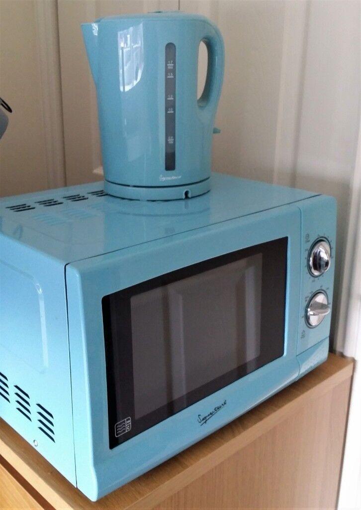 Turquoise Microwave Ovens Provencalvoice Com