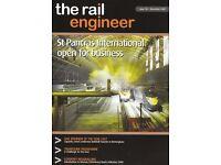 Railway magazines for modern railway Engineers and enthusiasts