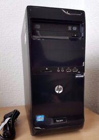 Hp Pro Core i3-2120 PC Tower,8GB DDR3 RAM,Wifi Ready,Win 10 64 Bit Desktop computer