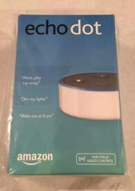 Amazon Echo dot 2nd generation brand new