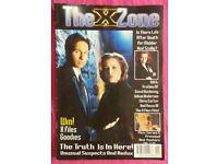 The X Zone Magazine (The X Files), 1998 (Memorabilia)