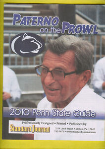Paterno-On-The-Prowl-2010-Penn-State-Guide
