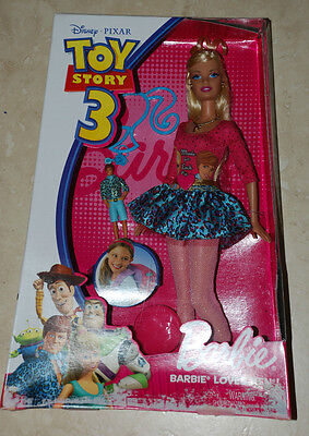 BARBIE LOVES KEN Toy Story 3 Disney Doll & Ken Clip New Made for eachother  on Rummage