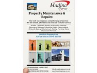 Property Maintenance & Repairs, Handyman