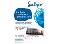 Volunteers required to support the van team at Sue Ryder Fratton Park.