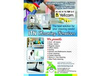 Domestic and Office cleaning. Outstanding quality and Great prices.