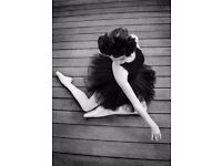 I need a model professional ballerina/dancer for interesting photo shoot