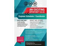 Engineer Coordinator / Scheduler
