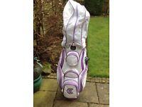 Golf Trolley Bag almost new